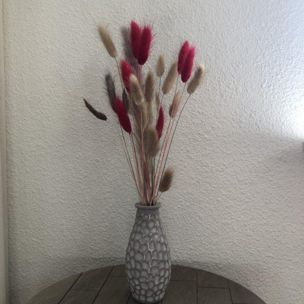 Cherry Kiss - Droogbloemen in vaas