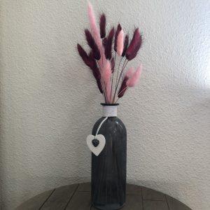 Pinky Purple - Droogbloemen in vaas