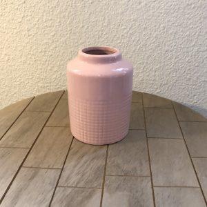 Droogbloem vaasje 57 - Roze 1